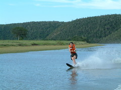 water ski skiing Eastern Cape South Africa