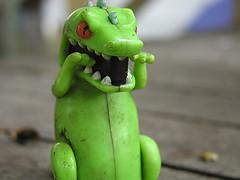 miniature dragon monster