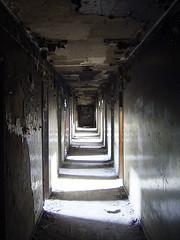 Corridor (duncan) Tags: topv111 urbanexploration flickoff creativecommons