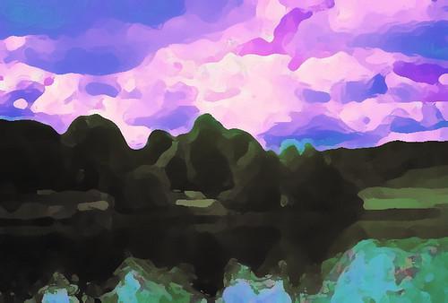 Liffey landscape