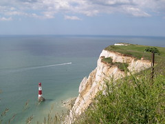 Lighthouse (frielp) Tags: lighthouse sea coast eastbourne beachyhead cliff england southcoast sussex