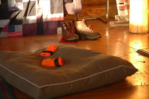 britishcolumbia boot pillow floor