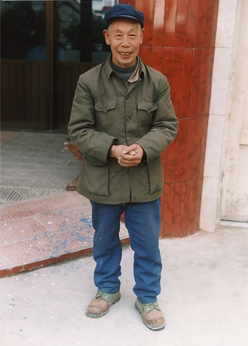 Kangding Catholic church caretaker