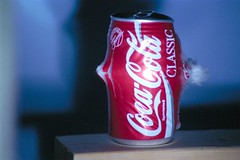Coke is it (spyzter) Tags: bullet timelapse highspeed action motion ballistics 22 caliber rifle cavitation explosion topv9999 topf100 topv44444 topv33333 topv11111 topv22222 happyfew