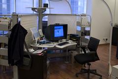 Goodbye (miskan) Tags: kuwait hermanmiller tom chair desk office delta nikon d70 50mm camera