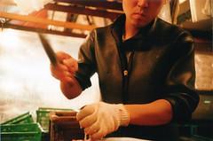 tokyo fish market #14 (lomokev) Tags: japan tokyo lomo lomolca fishmarket tokyofishmarket rota:type=showall rota:type=portraits rota:type=movement file:name=jap214