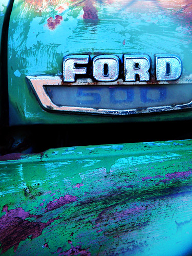 ford pickuptruck color paint green abandoned vintage belleville nj