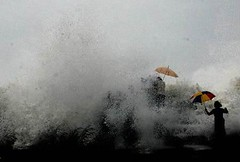 Tsunami Photo - Unknown