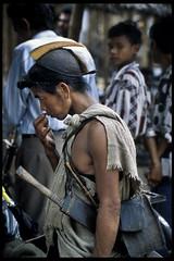 TribalArunachel (BoazImages) Tags: people india man men colorful forsakenpeople tribal tribes assam northeast indigenous arunachel northeastindia arunachelpradesh