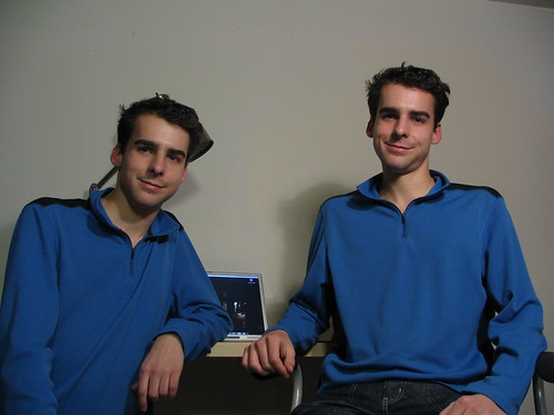 My twin brother | Flickr - Photo Sharing!