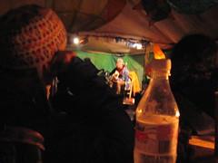 IMG_0354 (russelljsmith) Tags: camping music 2004 festival night bottle concert outdoor glastonbury glastonbury2004 foreground lastfm:event=51826