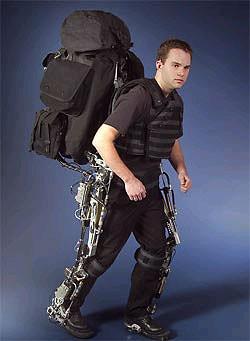 Exoesqueleto robótico piernas