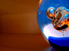 bubble glass - by fallsroad