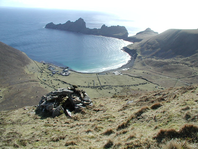 Village Bay, Hirta