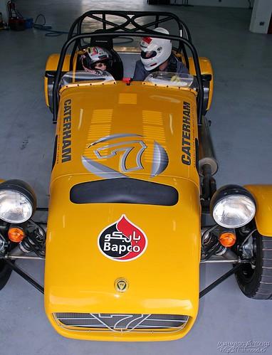 caterham racer