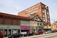 Harlow-Hardy Co. Furniture (jschumacher) Tags: virginia petersburg petersburgvirginia ghostsign