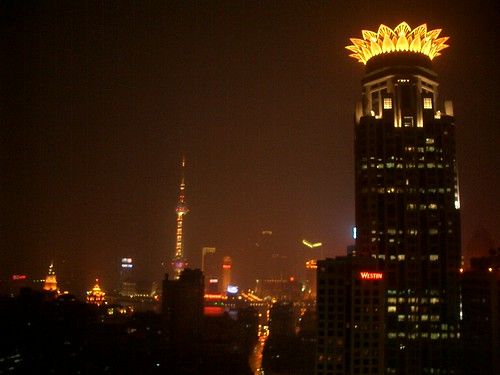 Pudong and The Bund Centre