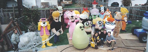 Cartoon Network Commercial Group Shot '01