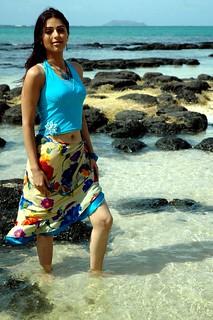 Bhumika Chawla (Cap Malheureux, Ile Maurice)