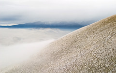 bald faced, mt sentinel (Chris Lombardi) Tags: winter mountains fog clouds montana frost missoula inversion sentinel specnature 3737342