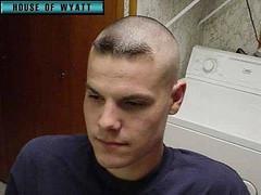 bump100 (Flatboy) Tags: haircut shaved shave bump bumper