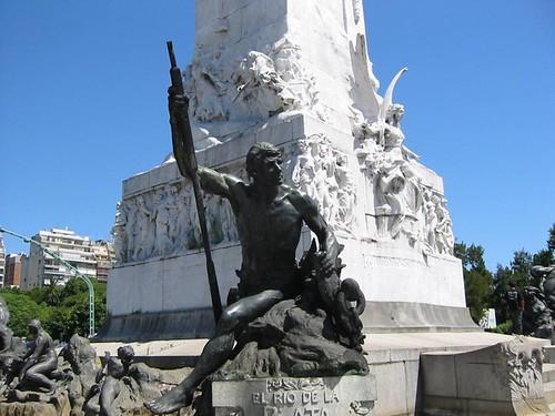 A los españoles, Palermo, Buenos Aires, Argentina