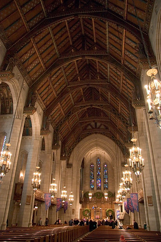 Fourth Presbyterian Church, Chicago !!Lovely church by Giant Ginkgo, on Flickr
