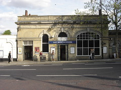 Picture of West Brompton Station