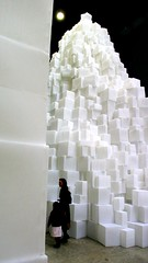 Rachel Whiteread @ Tate Modern #5 (rbanks) Tags: tate modern rachelwhiteread art london unileverseries tatemodern favoritesof2005