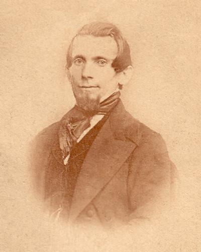 Oscar Arthur Moritz Lindauer (1815-1866) circa 1850-1860