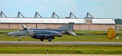 Phantom 'chute (driko) Tags: geotagged andrews aviation airshow airforce usaf f4 jsoh phantomii phantom2