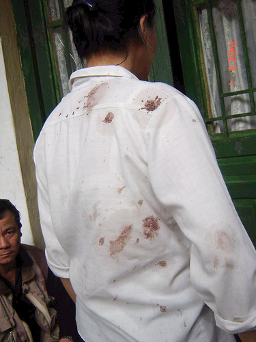 Dissident Hoang Minh Chinh's Family and Residence being attacked by Viet Communists