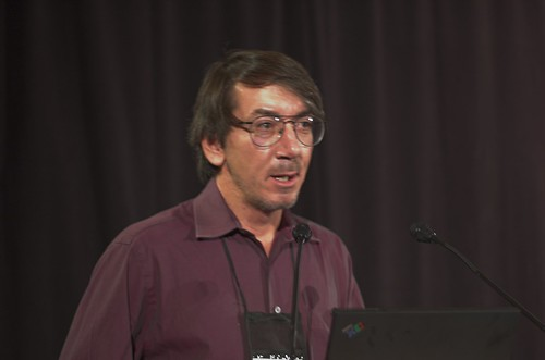 Will Wright speaking at When 2.0
