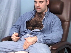 brad_01 (tex - just tex) Tags: hairy chest furry furrball daddy beefy bear badass armpits jeans