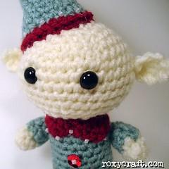 elf 2 (Roxycraft) Tags: amigurumi softies plush mos crochet handmade