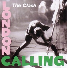 London Calling - The Clash  1979 (oddsock) Tags: coverart clash londoncalling penniesmith raylowry