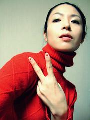 PingMag ver.2 (tamjpn) Tags: red portrait woman art design topv1111 100v10f pingmag