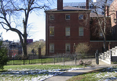 Harrison Gray Otis House (AntyDiluvian) Tags: boston walktowork december2005 harrisongrayotis house otishouse beaconhill bullfinch charlesbullfinch statehouse massachusetts