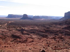 Monument Valley, Utah-Arizona (Ken Lund) Tags: monumentvalley arizona navajo utah