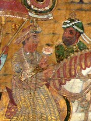 red__05IN112crop (Paul Bolding) Tags: tippu sultans summer palace daria daulat bagh srirangapatnam mysore southern india