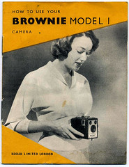 How To Use Your Brownie Model I Camera (1/5) (Javier Arce ) Tags: manual kodak brownie modeli