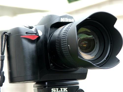 New Nikon D70s