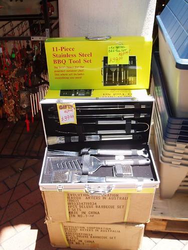 Proper BBQ Tools - Pacific Fair - Gold Coast