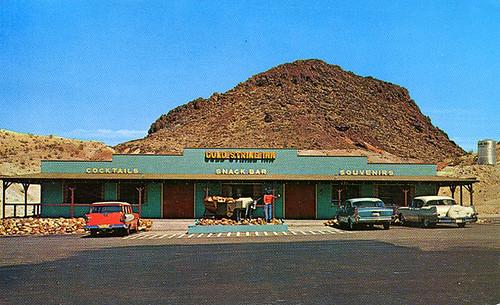 Gold Strike Inn, Boulder City, Nevada 1958