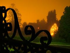 Elizabeth Cottage (Kevin Day) Tags: uk buckinghamshire christmastree nightime elizabethan kevday interestingness9 georgegreen