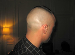 Fresh head (lolohome) Tags: regular ht highandtight buzzcut buzzed shaved men fashion haircut military cut
