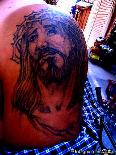 jesus christ. jesus christ tattoo