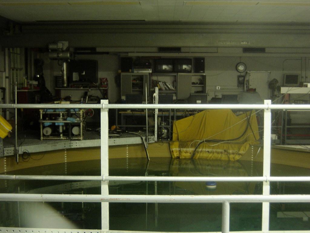 JHU Hydrodynamic Test Tank Facility