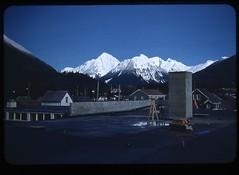 Sitka, Alaska, Roof of Baranof School