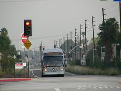 Orange Line 2 (So Cal Metro) Tags: bus la losangeles metro transit mta artic articulated brt nabi orangeline busrapidtransit lacmta metroliner articulatedbus